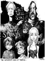 Game of kidney stones by Loopydave