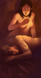 Cupid and Psyche by Photia