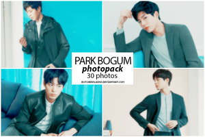 Park Bo Gum - photopack #03 by butcherplains