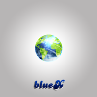 Earth icon by BlueX-Design