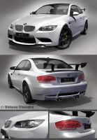 BMW M3 E92 1 by MeganeRid