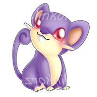 Rattata v2 by Clinkorz
