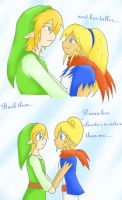 Link X Tetra also grown up by SparxPunx
