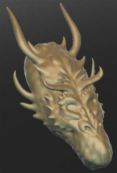 Dragon Head Test by 37Fathoms