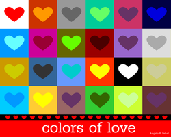 colors of love by blue2x