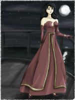 Night Dress by usualday