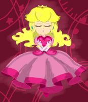 Pure Hearted Princess by lillilotus