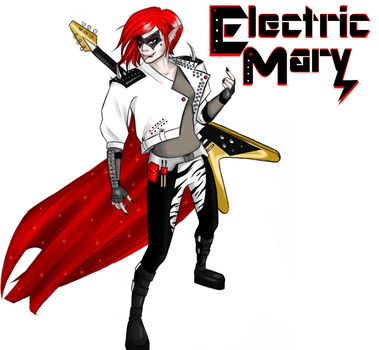 Electric Mary c: by McXahn