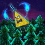BILL CIPHER by KALMASIS