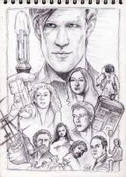 Dr Who Series 6 by louisesaunders