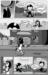 Angel In Decay - page 3 by Sofie-Spangenberg