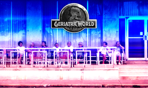Geriatric World poster 5 by JWraith
