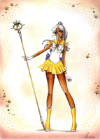C: Sailor Sun by MTToto