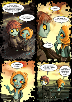 A Serene Prison - Chapter 1 Page 11 by StellaB