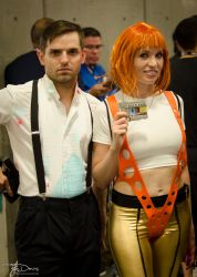 Leeloo Dallas Multipass by Reactuate