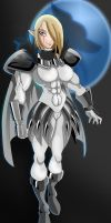 Silver Wolf by Armorian