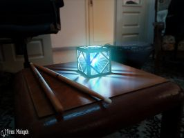 The Energy Cube in my Room by Vampire737