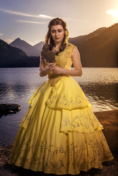 Belle 2 by ElzzaCosplay