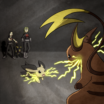 24. Old Friends and New Enemies by Chibi-Pika
