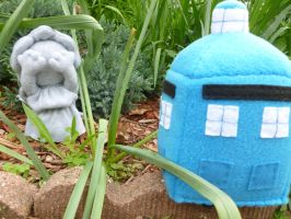 Weeping Angel Tree Topper (Doctor Who) by Smilodonna on ...