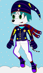 .:Dice's Winter Outfit:. by RachelPearlFlower