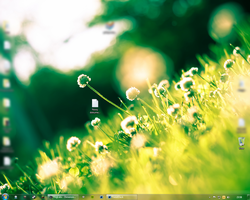 10 -- Windows7 Desktop by SoNiC4000