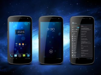 Galaxy Nexus Tablet Hybrid by ADTrevoR