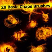 28 Basic Chaos Brushes by XResch