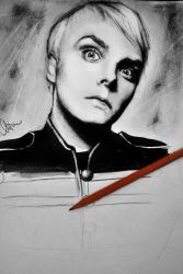 Gerard Way  ( My Chemical Romance) by MartaRyden