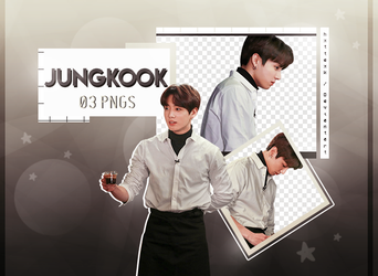 Jeon Jungkook (BTS) // Png Pack 08 by hxttexk
