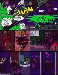 BADTOWN page 4 by DrZootsuit