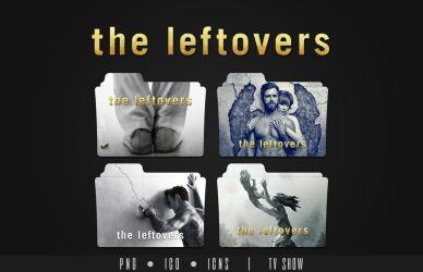 The Leftovers Folder Icon by Eanzito