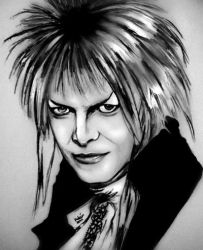 Jareth David Bowie Respect by Andriks
