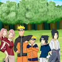 Naruto - Back from the past by Lunamescent