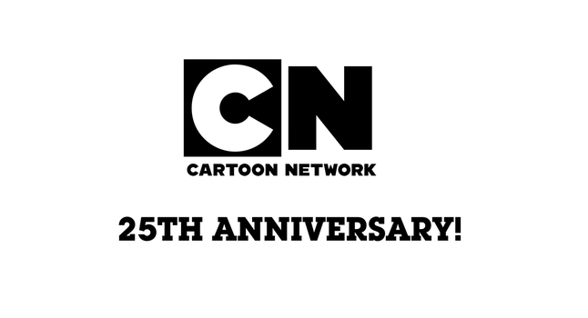 Cartoon Network's 25th Anniversary! by MikeEddyAdmirer89