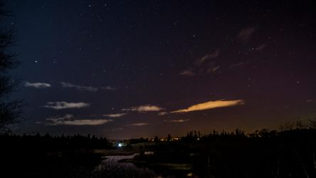 Starry Night by whitephotographySCOT