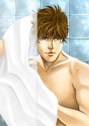 shower guy by flo-moshi