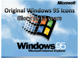 original windows 95 icons by ipapun