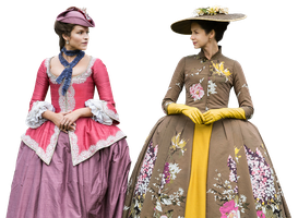 Claire Fraser 17 Png by DLR-Designs