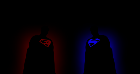 Red Son vs Man of Steel by AshlyStorm