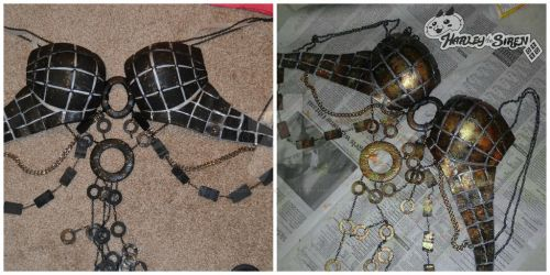 Enchantress Progress: WIP Bra