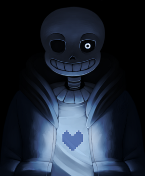 .:Sans:. by PuRe-LOVE-G-S