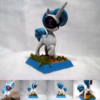 Table-Top Mini: DJ Pon3 by NPCtendo