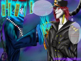 Mr.China meets Rufus (GIFT) by DreamDragonGoddess4