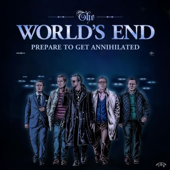 The World's End by AlessiaPelonzi