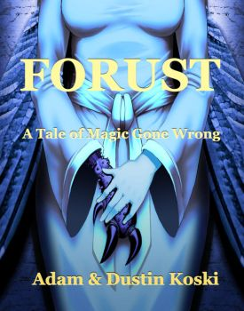 Forust Cover by Servomoore