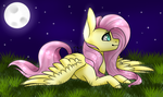 [Open Collab] Fluttershy by TreeGreen12
