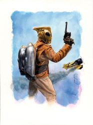 Rocketeer by jasonpal