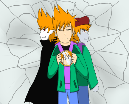 Eddsworld: Fragments of a Two-Way Mirror by CrasherMang