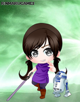 Chibi Star Wars 9 by vampiregirl123456